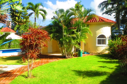 #5 Two bedroom Villa in a hillside community