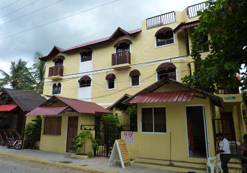 #3 Commercial property with apartments in Cabarete