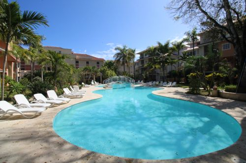 #3 Luxury 1 bedroom condo in Ocean One Cabarete