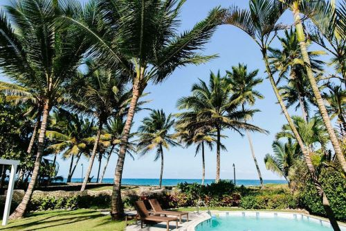 #7 Incredible beachfront villa in a in exclusive gated community Cabarete