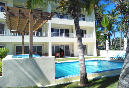 #7 High Standard Beachfront Apartments Cabarete