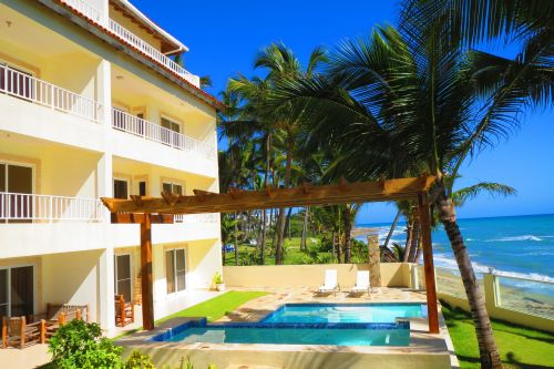 #6 High Standard Beachfront Apartments Cabarete
