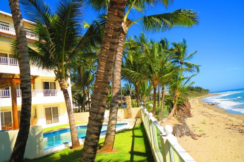 #0 High Standard Beachfront Apartments Cabarete