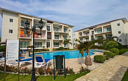 #9 New Apartments with 2 and 3 bedrooms in Sosua