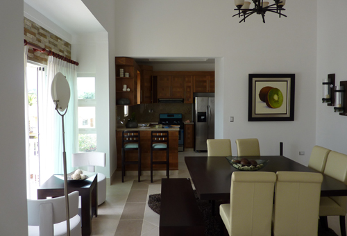 #2 New Apartments with 2 and 3 bedrooms in Sosua