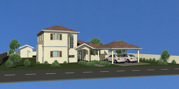 #1 Villa with 3 bedrooms