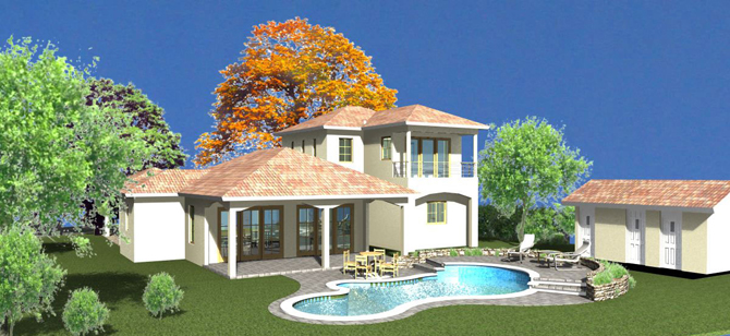 #2 Villa with 3 bedrooms