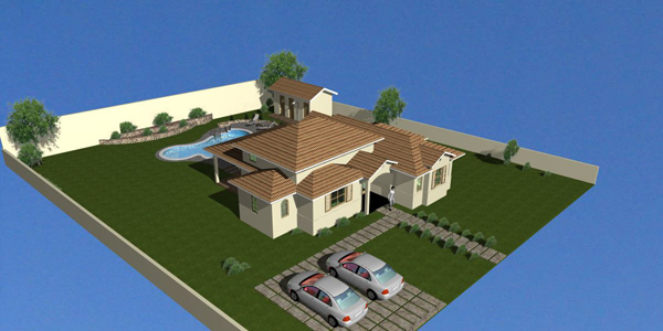 #3 Villa with two bedrooms