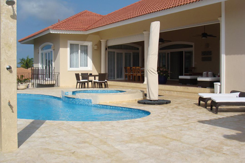 #1 Superb residence with ocean views in Sosua