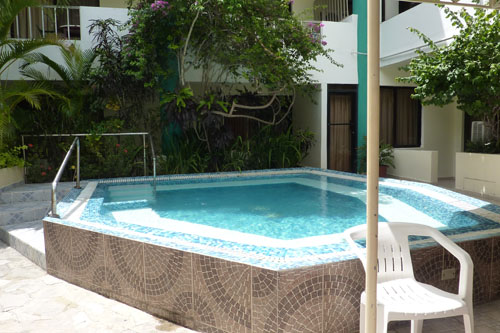 #3 City Hotel with 25 Studio Apartments in Sosua for Sale