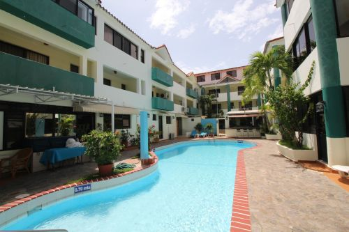 #1 City Hotel with 25 Studio Apartments in Sosua for Sale