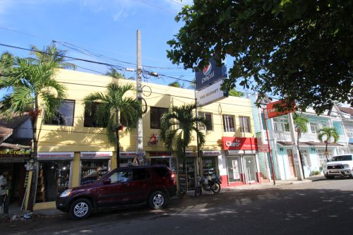 #8 Commercial building with apartments and offices in downtown Cabarete