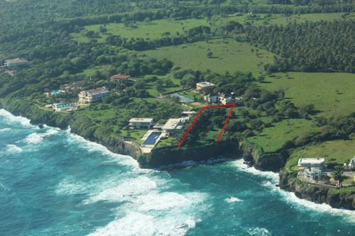 #5 Oceanfront Property in exclusive gated community in Cabrera