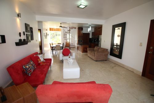 #4 Two-Level Penthouse with 3 bedrooms in Cabarete