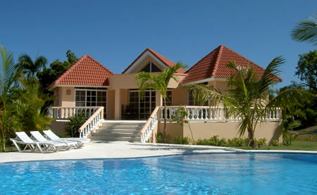 #1 Villa with 2 bed+2 bath and pool