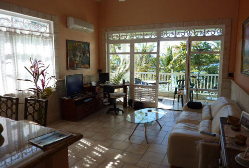 #8 Luxury Beachfront Penthouse in Sosua