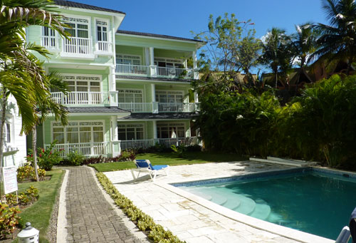 #9 Luxury Beachfront Penthouse in Sosua