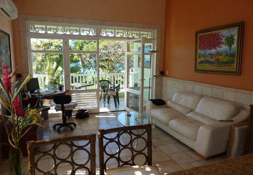 #3 Luxury Beachfront Penthouse in Sosua