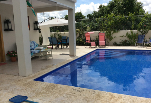 #7 Two-Story Villa with 4 bedrooms in Punta Cana