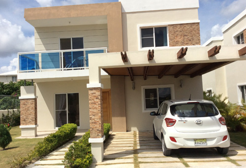 #8 Two-Story Villa with 4 bedrooms in Punta Cana