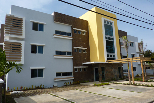 #1 Apartment Building in Sosua