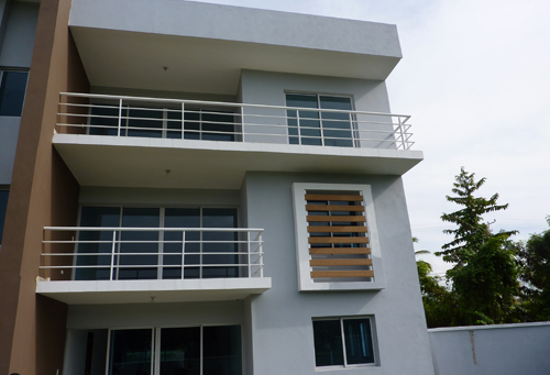 #5 Apartment Building in Sosua