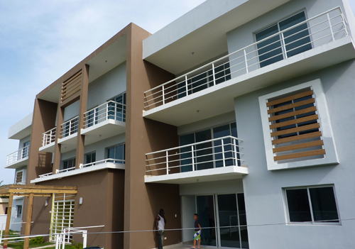 #4 Apartment Building in Sosua