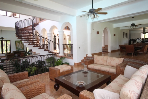 #2 Mansion with 6 Bedrooms and over 11000 sq ft living area Sosua