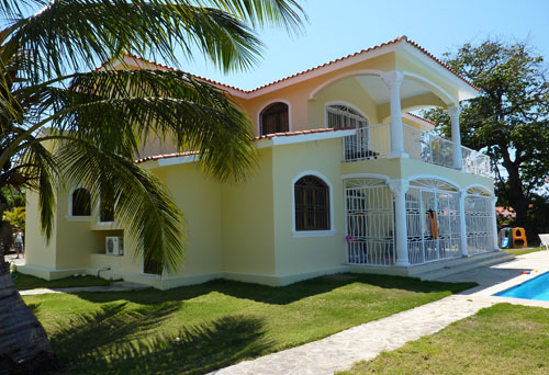 #3 Lovely villa located in a quiet gated community Cabarete