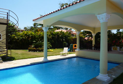 #4 Lovely villa located in a quiet gated community Cabarete