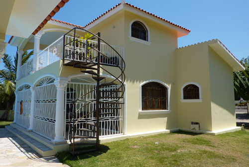 #5 Lovely villa located in a quiet gated community Cabarete