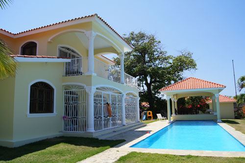 #0 Lovely villa located in a quiet gated community Cabarete
