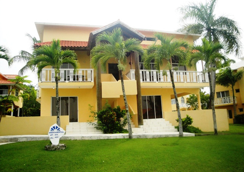 #9 Star Hills Townhouse with ocean view near Puerto Plata