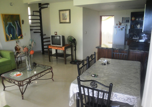 #4 Star Hills Townhouse with ocean view near Puerto Plata