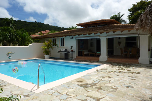 #8 Large three bedroom Villa in gated community - Sosua Estate