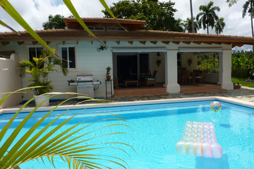 #7 Large three bedroom Villa in gated community - Sosua Estate