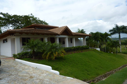 #9 Large three bedroom Villa in gated community - Sosua Estate