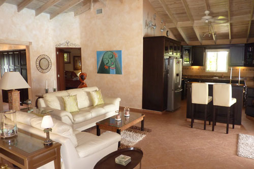 #6 Large three bedroom Villa in gated community - Sosua Estate