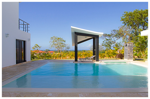 #3 New modern villa located in a quiet gated community