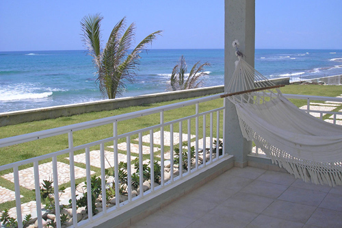 #1 Oversized two bedroom Oceanfront Condo in Cabarete