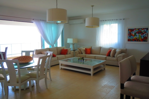 #1 Five bedroom two level luxury penthouse right on the beach - Sosua Vacation Rentals