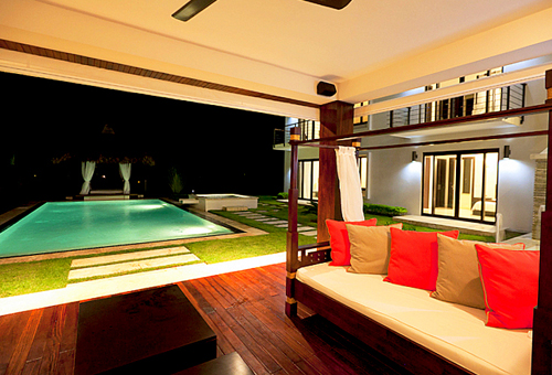 #9 Luxury Bali Villa in Cabrera