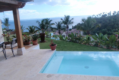 #6 Villa with two Bedrooms and Breathtaking Ocean View Samana