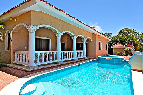 #9 Family villa located in quiet residential area close to the beach