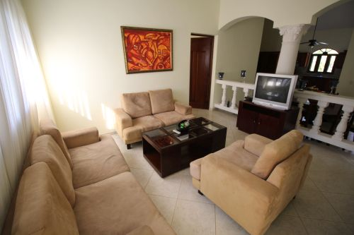 #3 Family villa located in quiet residential area close to the beach