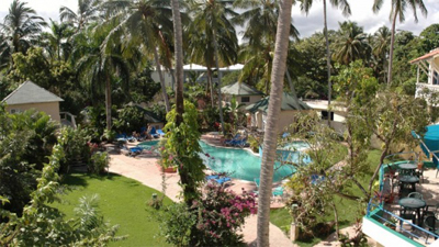 #1 Hotel with 70 Rooms in Cabarete