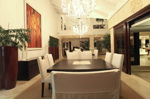#3 Luxury mansion with magnificent tropical garden in Casa de Campo