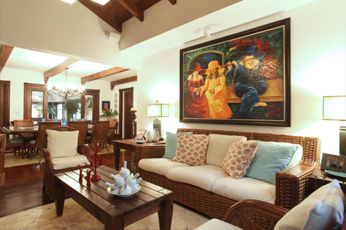 #7 Luxury mansion with magnificent tropical garden in Casa de Campo