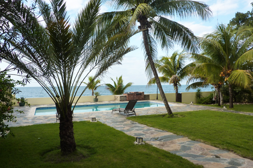 #1 Gorgeous Ocean Front 4 Bedroom Villa with Guest House - Sosua