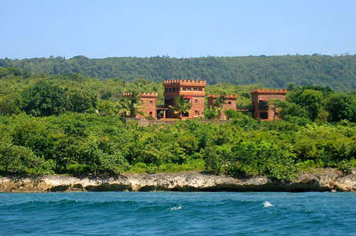 #2 Unique Caribbean Castle for Sale - Las Galeras - Samana